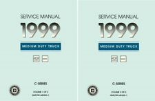 1999 Chevrolet, GMC Medium Duty C-Series Truck Shop Service Repair Manual