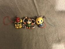 tokidoki Marvel Frenzies Keychain Lot  Invisible Woman Vision Doctor Octopus