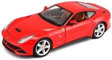 2012 Ferrari F12berlinetta Bburago 1 24 Scale Diecast Metal Model Super Car
