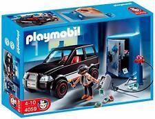 Playmobil - 4059 - Tresorknacker mit Fluchtfahrzeug - NEU OVP