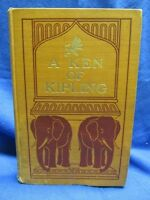 B1067 A Ken of Kipling by Will M. Clemens 1899 New Amsterdam Book Company.