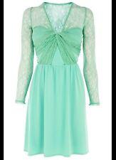 "BNWT "" Coast "" Size 14 Serene Lace Jersey wedding Party dress (42 EU)Next Day De"