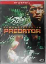 DVD • Predator 1 L'ORIGINALE schwartzeneger AZIONE ITALIANO