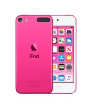 More details for apple ipod touch (32gb) pink 6th generation fully working/unlocked read descript