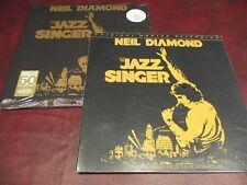 NEIL DIAMOND JAZZ SINGER Rare AUDIOPHILE MFSL SUPERVINYL JVC Japan NM+ LP +BONUS