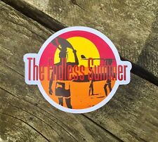 Endless Summer sticker
