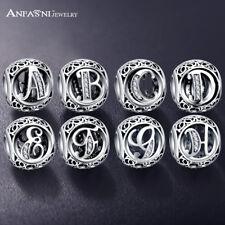 Charms charm compatibili Pandora Brosway - Lettere alfabeto iniziali nome