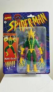 Marvel legends Spider-Man vintage wave Electro