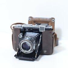 ZEISS IKON Super Ikonta 532/16 6x6 Folding Camera Opton 80mm f/2.8 T 120 Compur