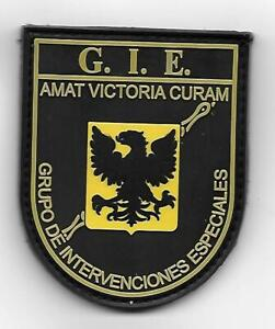 parche POLICIA FORAL DE NAVARRA  GIE spain police patch