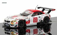 Scalextric 1:32 BMW Z4 GT3 #7 AMD Tuning HD C3848