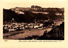 Bad Schandau a. d. Elbe, (DDR Zeit) , Ansichtskarte