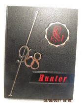 1968 Yearbook Huntingburg High School IN Grades 7-12 Great Photos & No Writing
