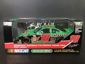 Scalextric C2445 NASCAR Pontiac Interstate Batteries 1:32 Scale Slot Car w/box