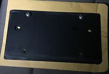 Audi A4 S4 1997 - 2001 rear trunk license plate holder