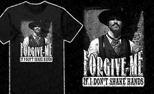 Doc Holiday social distancing shirt clothing tshirt tombstone move wyatt earp di