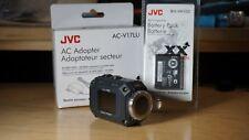 JVC ADIXXION GC-XA1 Camera UV bundle