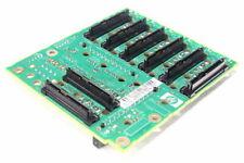 HP 411794-001 ProLiant DL580 G4 DL585 G3 SAS SATA RAID Hot-Swap Backplane Board