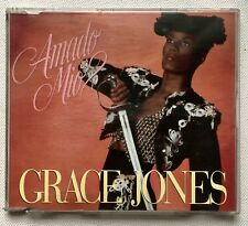 GRACE JONES - AMADO MIO RARE CD SINGLE
