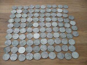 Lot 104 Monnaies Anciennes 10 Francs TURIN Argent massif 1038,1Grs