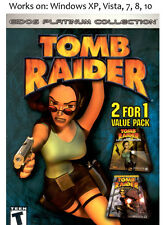 Lara Croft Tomb Raider: The Last Revelation + Chronicles PC Game