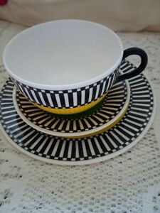 Royal Worcester Heal & son London China Cup side Plate Saucer as seen in the V&A