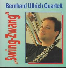 Bernhard Ullrich Quartett Swing-Zwang (Henderson Stomp, A Smooth One) 1995 CD