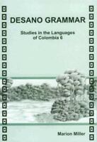 Desano Grammar: Studies in the Languages of Colombia 6, Brand New, Free shipp...