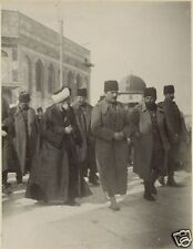 "Dome of the Rock Jerusalem Mosque Enver Pasha World War 1, 6x4"" Reprint Photo 2"