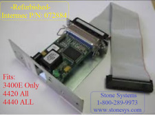 Intermec 072884 or 072836 - EasyLAN 10i2 NIC Card - 3400E, 4420 & 4440 Models
