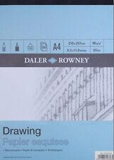 Daler Rowney Smooth Drawing Pad - A4