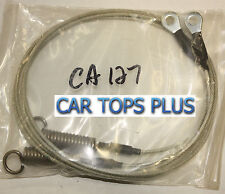 86-89 Toyota Celica Side Tension Cables for Convertible Top (Pair)