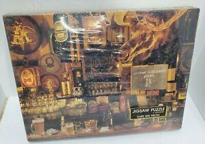 New Springbok Puzzle Here's to Happy Hours! 500 Piece PZL4159 Hallmark