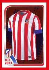 ATLETICO MADRID 2012-2013 Panini - Figurina-Sticker n. 6 - MAGLIA 1 -New