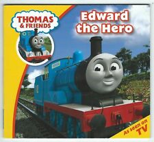 Thomas & Friends Edward The Hero 2012 Paperback Edition TV Tie-In Good+