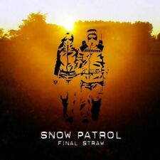 SNOW PATROL Final Straw SACD, MultiChannel, Audio CD, SACD Surround Pre-Owned