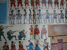 corriere dei piccoli anni '60 soldatini soldati coloniali disegni di  HUGO PRATT