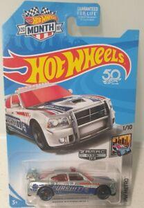 2018 Hot Wheels Dodge Charger Drift Zamac USA Exclusive