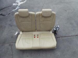 HONDA ODYSSEY TAN LEATHER 3RD ROW SEAT, RB, 07/04-03/09