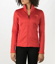New Womens North Face Fleece Zip Jacket Agave Coat 2XL