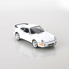 1993 Porsche 964 Turbo Black 1 34 Scale Die-cast Model Hobby Gift Sports Car