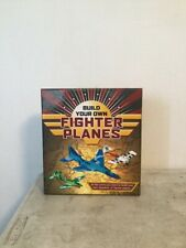 Build Your Own Fighter Planes