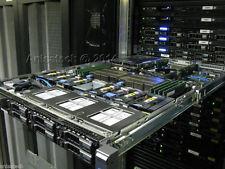 Dell PowerEdge R610 2x 6-Core XEON X5680 3.33Ghz 96GB DDR3 NO Hard Drive