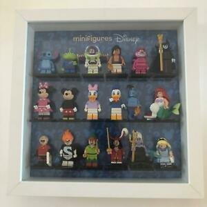 Lego Collectable Minifigures | Disney Series 1 | Complete | Display Case