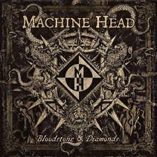 Machine Head-Bloodstone & Diamonds-VINILE 2-lp - BLACK VINYL