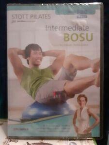 Stott Pilates - INTERMEDIATE BOSU - DVD NEW & SEALED Pro Series