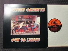 1976 Country Gazette ‎– Out To Lunch LP EX/VG+ Flying Fish 027