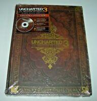 Guía oficial Uncharted 3 Coleccionista (edición española como nueva)