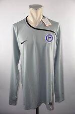 Hertha BSC Berlin Training Trikot langarm Gr. XXL Shirt 2002/03 vintage Neu Nike