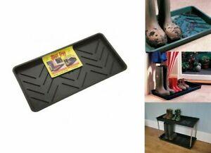 Multi Purpose Boot Shoe Home Storage Tidy Door Tray Garden Plants Saurcer